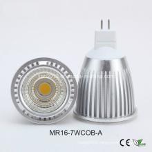 MR16 7W 85-265V COB LED Spotlight