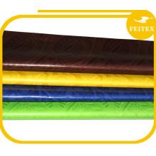2016 Nouveau Design Boubou Abaya Robe Tissus Pas Cher Bazin Riche Guinée Brocade Africain Coton Jacquard Nigérian Textiles FEITEX