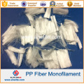 48mm 52mm 54mm 60mm 64mm Polypropylene PP Staple Fiber Fibre