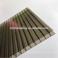 10-year warranty 6mm transparent polycarbonate sheet