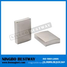 Motor Arc NdFeB Magnets