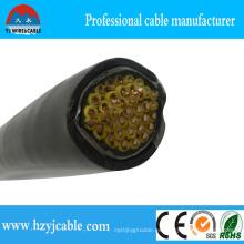 4X2.5 cable de control aislado PVC