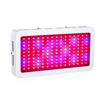 Bahan Perumahan Kaca Tempered 1500W LED Grow Light