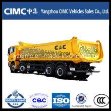 Caminhão basculante Yc C & C 380HP 8X4
