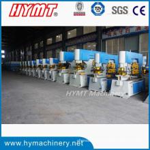 Q35Y-25 hochpräzise hydraulische kombinierte Metall-Stanz-Biege-Schere Maschine
