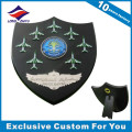 Wholesale Wooden Shield Trophy Plaque with Custom Design