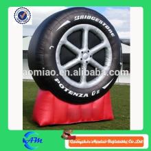 Qualidade de roda inflável gigante para venda
