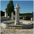 Large Size Antique Marble Water Fountain