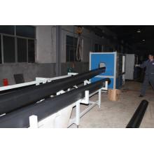 Ligne d'extrusion de tuyaux d'isolation thermique de HDPE de grand calibre