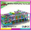 China Fertigung Kinder Indoor Spielplatz Große Rutschen zum Verkauf