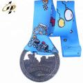 Vente chaude de médailles creuses en métal sur mesure sans minimum de commande