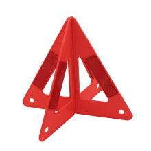 Triângulo de aviso de luz intermitente