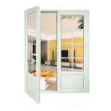 WANJIA pvc plastic interior door pvc doors bathroom  pvc  door