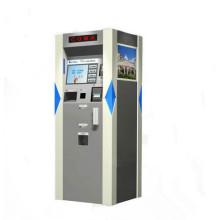 15inch LCD Zahlung Kioske Magnetkartenspender