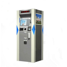 15inch LCD Payment Kiosks Cagnetic Card Dispenser