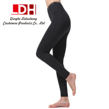 Cachemire leggings grands chantiers de pantalon de haute qualité épais legging femelle automne et hiver pantalons chauds de mode pantalons côtelés