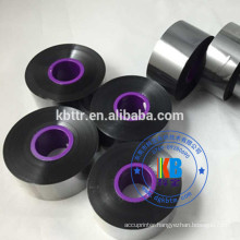Compatible type TTO markem smartdate printer ribbon for polypropylene printing