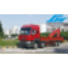 Grue de montage hydraulique à cargaison à benne télescopique hydraulique