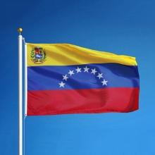 Digital Print Venezuela Flag for Promotion