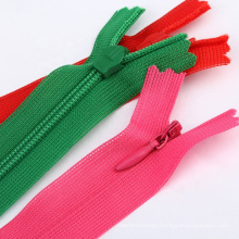Best quality cheap price No.3 Auto Lock Nylon Lace Zipper
