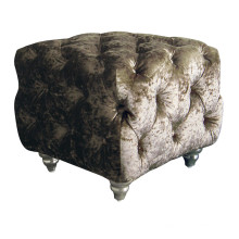 Square Ottoman for Hotel Furniture