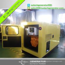 Good quality soundproof 15kva/12kw Doosan Daewoo diesel generator price