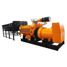 50Hz 1000kW 1250kVA Natural Gas Generator with Horizontal Radiator