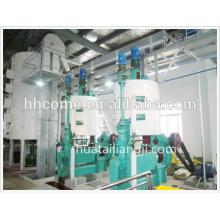 sunflower oil making machine, oil refinery plant