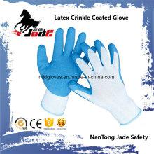 Gant de travail en caoutchouc au latex Palm Latex de coton de 10 g
