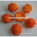 HACCP / ISO de alta calidad snacks galleta de arroz de Navidad en coreano
