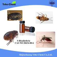 S-BioAllethrin 95% TC for mosquito repellent