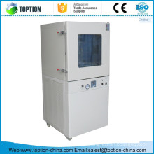 Toption 210L vacuum drying oven with pump