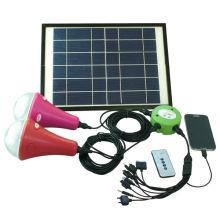 Linterna solar con cargador USB / Solar Camping linterna Solar LED linternas JR-SL988B
