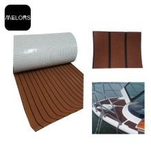 Melors EVA Yacht Floor Mat Custom Boat Floor أرضية