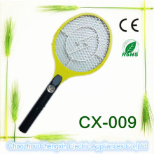 Rechargeable Electronic Kill Mosquitoes Racket CE&RoHS