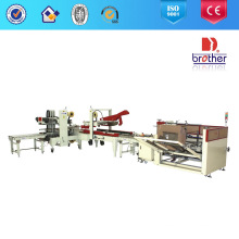 2015 Brother Apl-CS10 Automatic Carton Packing Line