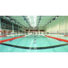 Vorfabriziertes Lichtbogen-Binder-Dach Q235B für Swimmingpool