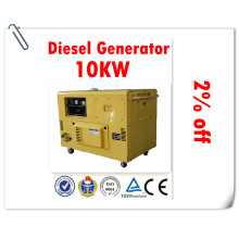 100% Reliable Generator Factory! ! 10kw Silent Diesel Generator