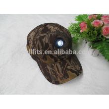 Custom LED Hat and LED Cap , Baseball caps with led lights