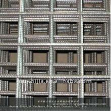 Maillage soudé à barre d'acier noir de qualité supérieure, treillis métallique en béton