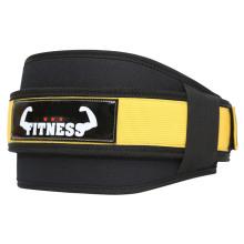 Neoprene Waist Support Workout Weight Lifting Belt Lumbar Back Support for Men and Women