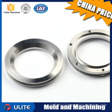 Presicion Manufacturing Stainless Steel Groove Face Flange Plate