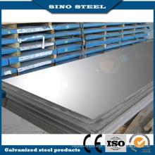Folha de aço Glavanized Dx51d 0.45mm espessura