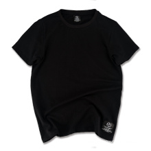 2017 meilleure qualité simple t-shirt blanc gros chemise