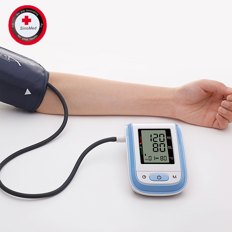 Hot Sale Digital Blood Pressure Monitor SINO-BPA1
