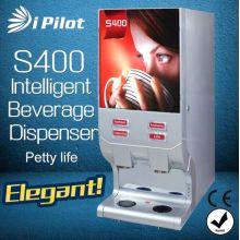 Máquina inteligente automática quente da bebida