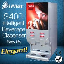 Dispensador automático inteligente de bebidas quentes