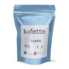Kaffeebeutel mit Reißverschluss / Reißverschlusstasche / Ground Coffee Pouch