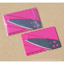 Muito quente!!! Alta qualidade multifunções bolso de cartão de crédito faca atacado.