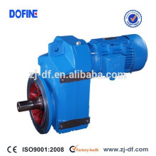 Parallel shaft helical gearmotors F series replace SEW F37-Y0.55-4P